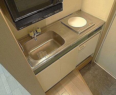 アパート-中野区中野5丁目 キッチン