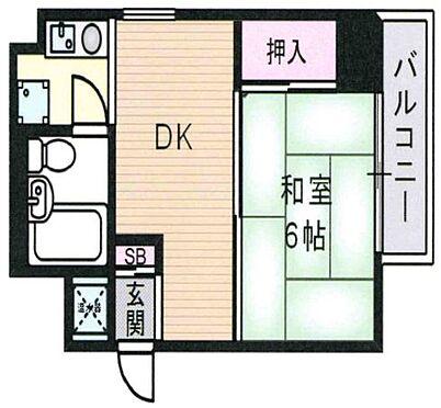 マンション(建物一部)-大阪市西区立売堀4丁目 室内洗濯機置き場あり