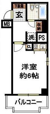 マンション(建物一部)-大阪市西区京町堀1丁目 単身者向けのプラン