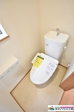 戸建賃貸-仙台市泉区上谷刈5丁目 トイレ
