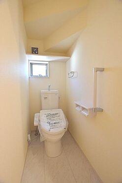 新築一戸建て-富谷市日吉台2丁目 トイレ