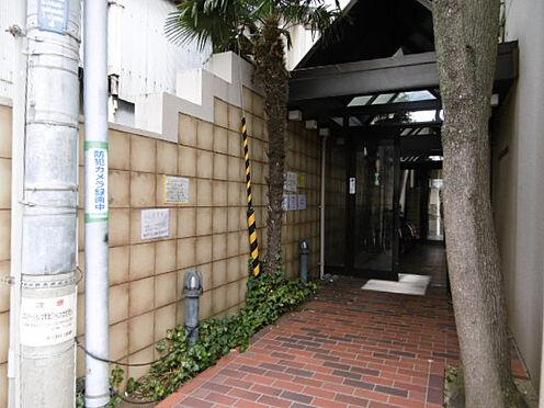マンション(建物一部)-神戸市兵庫区西上橘通1丁目 落ち着いたエントランス