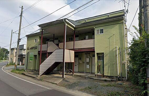 アパート-滝沢市穴口 外観