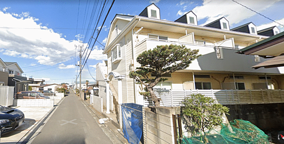 アパート-鶴ヶ島市大字下新田 外観