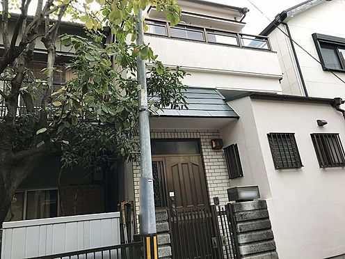 中古テラスハウス-神戸市須磨区養老町3丁目 外観