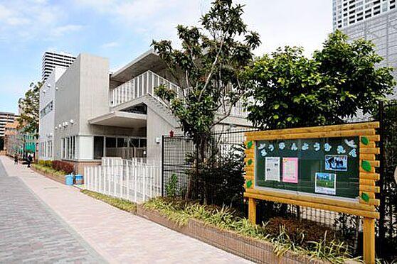 中古マンション-港区港南3丁目 区立港南幼稚園まで徒歩5分(約400m)です。