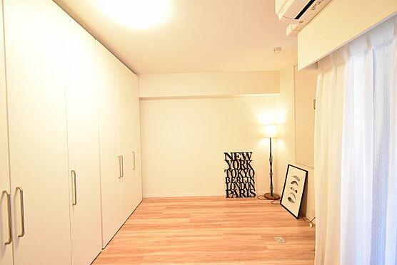 中古マンション-中央区日本橋茅場町3丁目 使い方に合わせて間取りを変更できるお部屋です