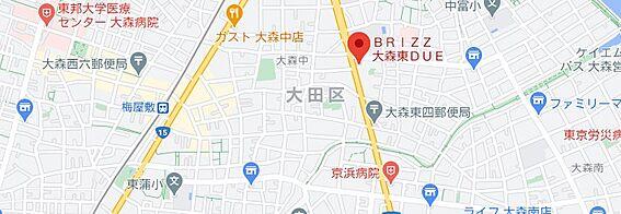区分マンション-大田区大森東4丁目 その他