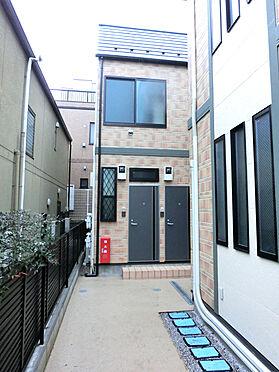 アパート-渋谷区西原3丁目 外観写真