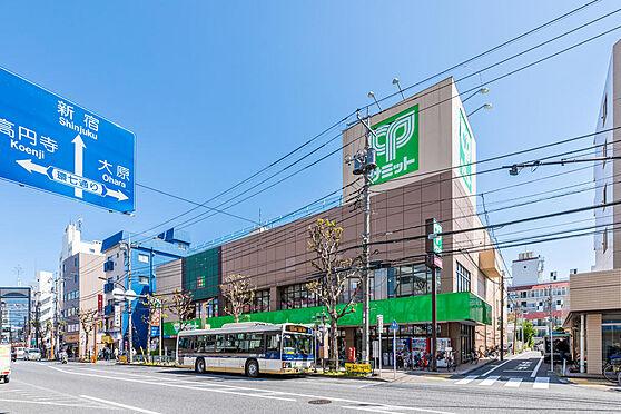 アパート-中野区弥生町6丁目 ■ サミット中野南台店 ■品揃えが豊富なスーパーマーケットです。