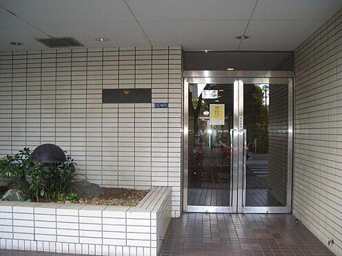 区分マンション-中央区築地7丁目 エントランス
