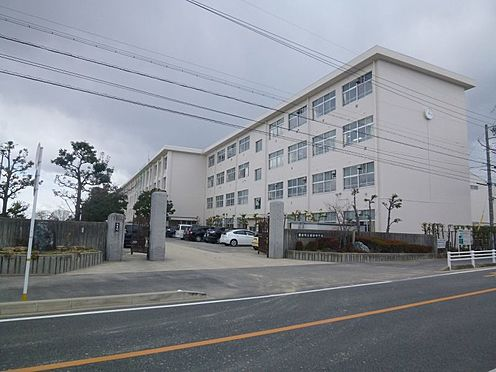 中古一戸建て-豊田市堤町上町 前林中学校まで徒歩約28分(2173m)