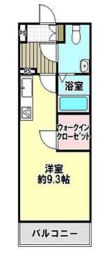 区分マンション-大阪市北区本庄西2丁目 間取り