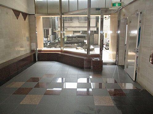 中古マンション-大阪市東成区東中本2丁目 エントランスホールです