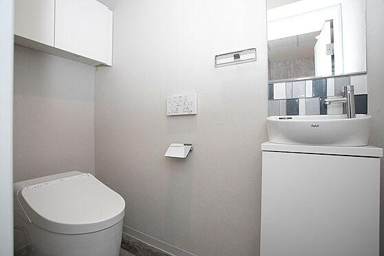 中古マンション-品川区東五反田1丁目 トイレ