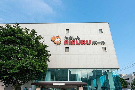 マンション(建物全部)-立川市錦町1丁目 たましんRISURUホール(450m)