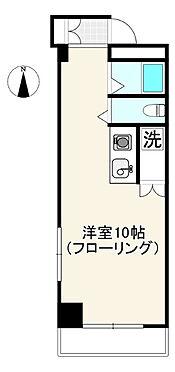 中古マンション-横浜市神奈川区六角橋6丁目 間取り