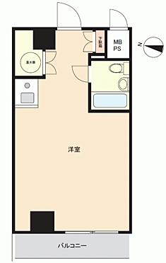 区分マンション-横浜市神奈川区鶴屋町2丁目 間取り