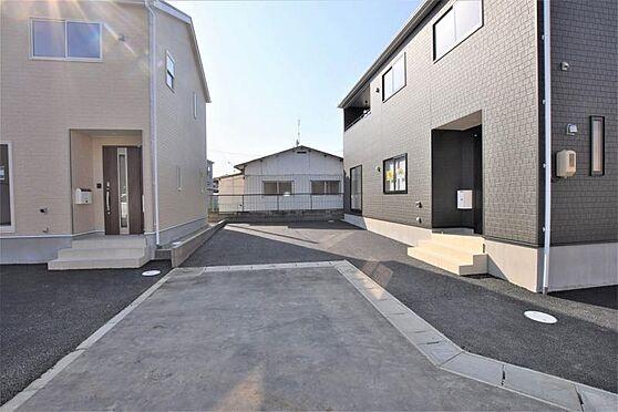 新築一戸建て-仙台市若林区上飯田2丁目 外観