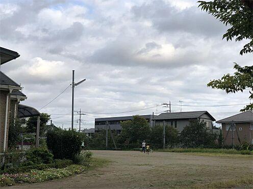 土地-さいたま市桜区大字白鍬 加茂川公園(1566m)