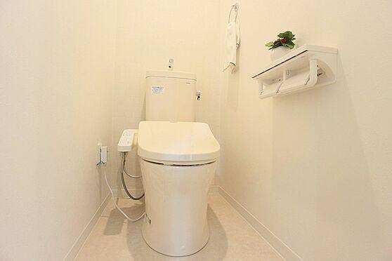 中古マンション-大阪市東成区大今里西3丁目 トイレ