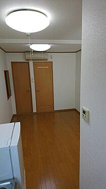 アパート-神戸市灘区大石東町6丁目 家電付きですので、入居支度費用最小限で入居可能です。家庭用火災報知機も設置済みです。