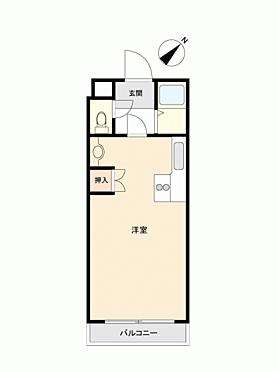 マンション(建物一部)-北九州市小倉北区井堀2丁目 間取り