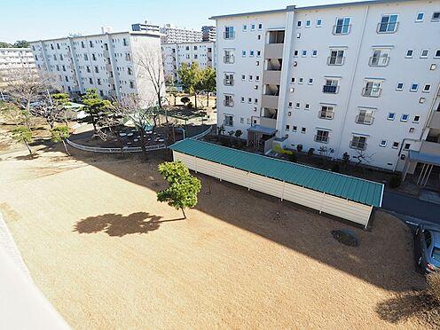 区分マンション-千葉市美浜区稲毛海岸3丁目 前面棟との間隔が空いており陽当たり良好です!