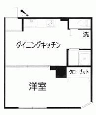 中古マンション-品川区上大崎2丁目 間取り