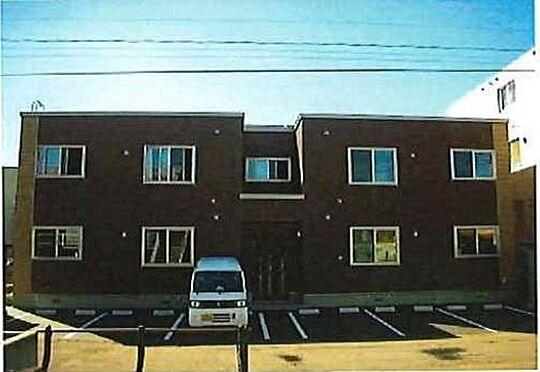 アパート-札幌市清田区真栄二条2丁目 外観