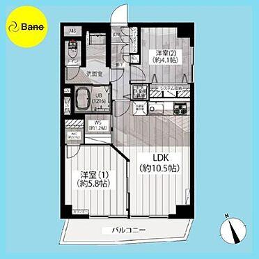 中古マンション-中野区中央2丁目 資料請求、ご内見ご希望の際はご連絡下さい。