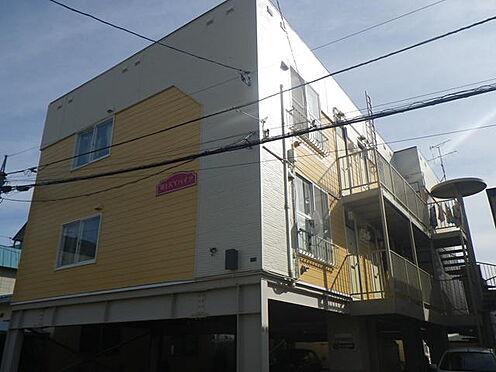 アパート-札幌市豊平区月寒東二条1丁目 外観