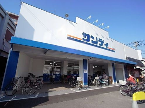 マンション(建物全部)-大東市朋来1丁目 スーパーサンディ 東大阪加納店まで785m