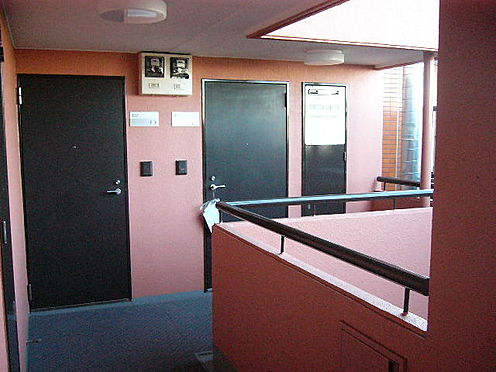 マンション(建物一部)-横浜市神奈川区神奈川2丁目 廊下の管理状況も良好です。