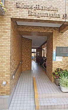 マンション(建物一部)-新宿区天神町 ライオンズマンション神楽坂第5・ライズプランニング