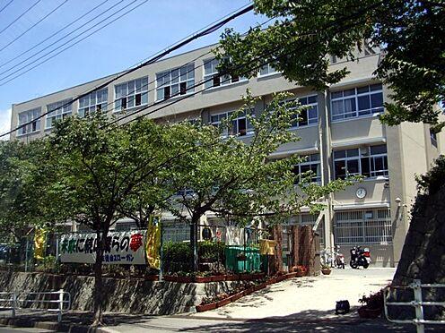 中古マンション-神戸市垂水区神陵台4丁目 神戸市立神陵台中学校