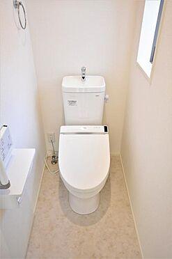 新築一戸建て-塩竈市藤倉2丁目 トイレ