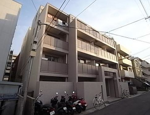 マンション(建物一部)-神戸市東灘区本山中町4丁目 入居者の心をつかむオシャレな佇まい