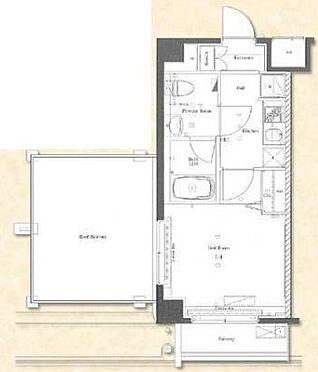 マンション(建物一部)-板橋区小豆沢2丁目 間取り