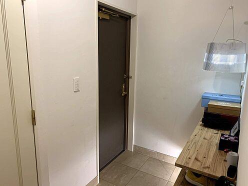中古マンション-港区元麻布1丁目 玄関 家具等は付属いたしません