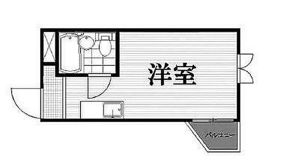 マンション(建物一部)-豊島区要町2丁目 間取り