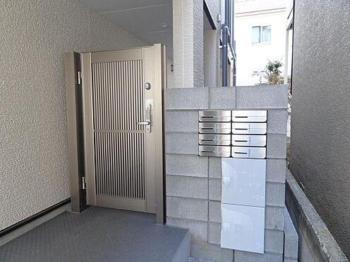 アパート-墨田区八広4丁目 オートロック・宅配BOX(施工例)