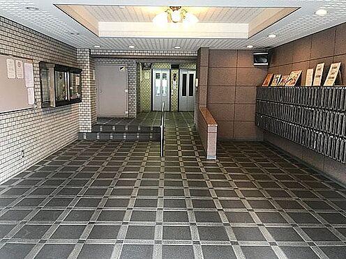 マンション(建物一部)-京都市右京区西院久保田町 スロープ付き共用部