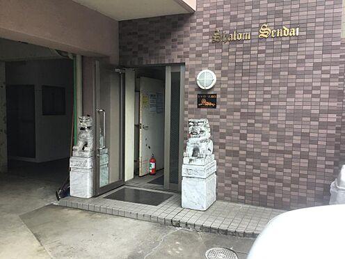 マンション(建物一部)-仙台市青葉区川内三十人町 エントランス