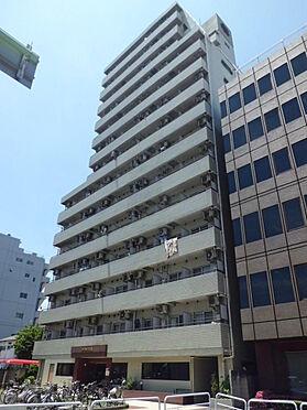 マンション(建物一部)-大田区大森西5丁目 南東側からのマンション画像