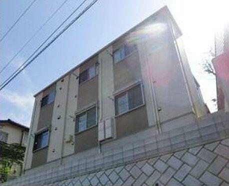 アパート-千葉市花見川区検見川町5丁目 外観