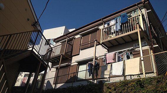 アパート-横浜市神奈川区大口仲町 外観