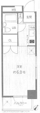 マンション(建物一部)-台東区浅草5丁目 間取り