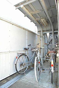 マンション(建物一部)-京都市中京区壬生朱雀町 屋根付き駐輪スペースあり