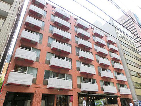 マンション(建物一部)-中央区築地4丁目 外観です。